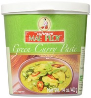 Mae Ploy Green Curry Paste, 14 oz