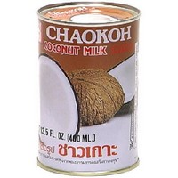 Chaokoh Coconut Milk, 13.5-Ounce (Pack of 8